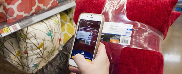Retail technologien und Innovationen im Einsatz.