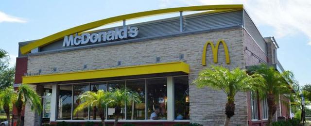 McDonalds Spracherkennung