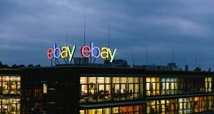 Der eBay Campus in Dreilinden.