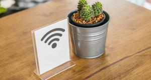 Hotspot WiFi WLAN WLAN-Hotspot