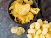 Kartoffelchips Online-Shopper