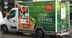 Rewe Same Day Delivery