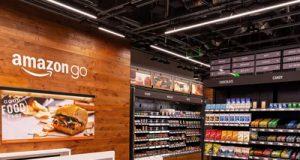 Amazon Supermarkt